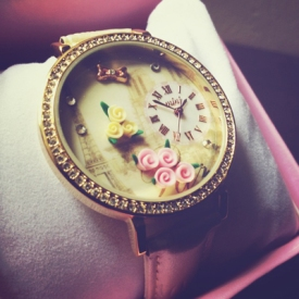 Gift from Xing Xuan: Mini Watch